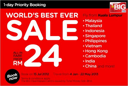 Airasia best ever sale