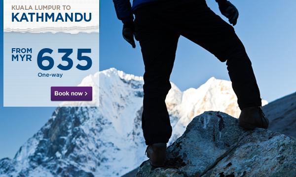 MAS to Nepal