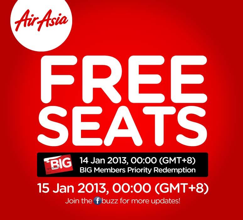Airasia_Free_Seats
