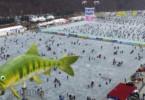 ice-fishing festival